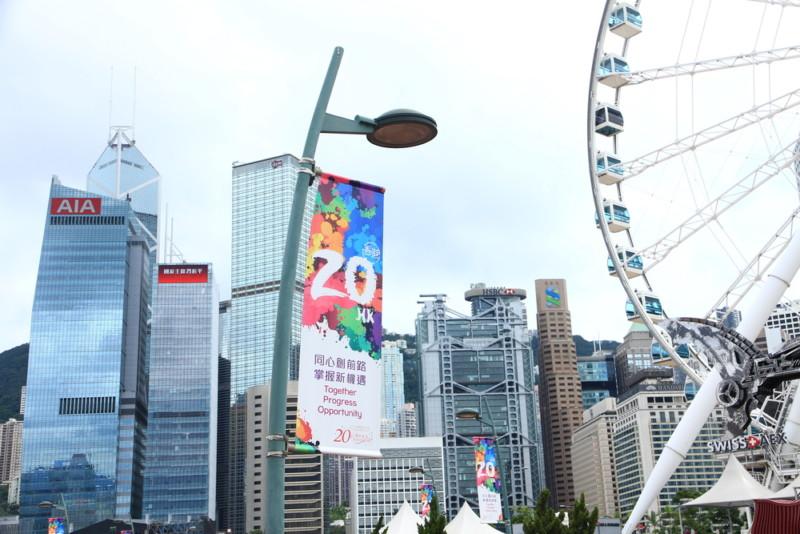 Hong Kong Turns 20, What's Next?