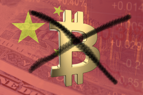 China's Crypto Battle
