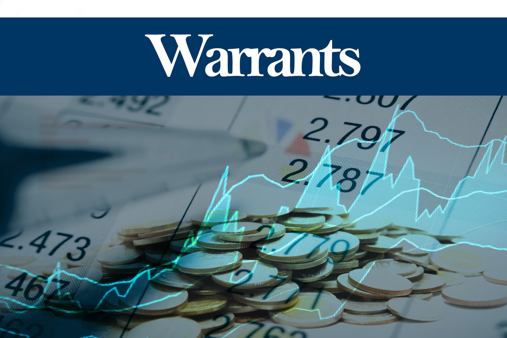 What are HK listed Warrants?